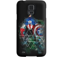 The Captain A Samsung Galaxy Case/Skin