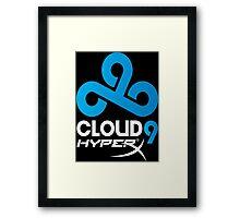 Cloud 9 - CSGO Framed Print
