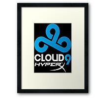 Cloud 9 - CSGO Framed Print