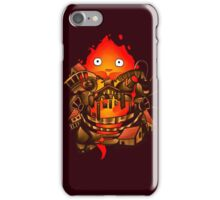 Pocket Calcifer iPhone Case/Skin