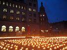 World AIDS day, Copenhagen by John Douglas