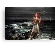 Stormbringer - Rose & Kevin Kroeker Canvas Print