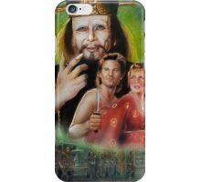 Big Trouble In Little China Art iPhone Case/Skin