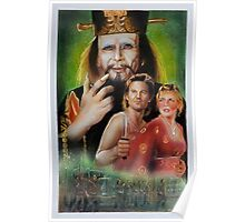 Big Trouble In Little China Art Poster