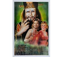 Big Trouble In Little China Art Photographic Print