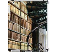 Trinity Library Dublin Ireland iPad Case/Skin