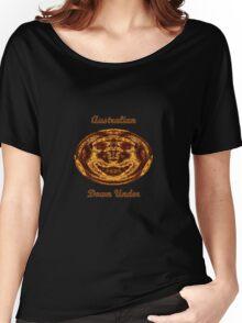 """""""Australian Down Under"""" Women's Relaxed Fit T-Shirt"""