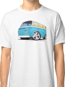VW Bay Window Camper Van (E) Classic T-Shirt