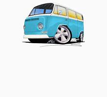 VW Bay Window Camper Van (E) Unisex T-Shirt