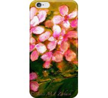 Flowers..Geranium iPhone Case/Skin