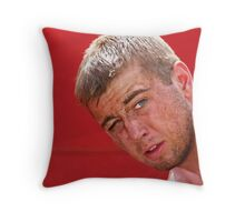 It's A Tough Job, But Someone Has To Do It. Throw Pillow
