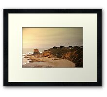 Aireys Inlet Lighthouse Framed Print