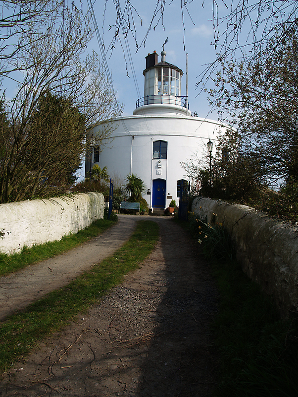 M. Davies's the West Usk Lighthouse by Danielle  Sheahan