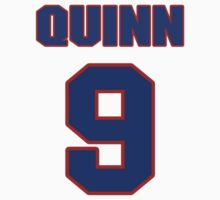 National Hockey player Dan Quinn jersey 9 by imsport