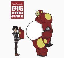 Big Hero Stark Baby Tee