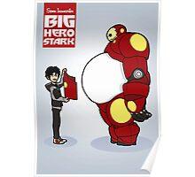 Big Hero Stark Poster