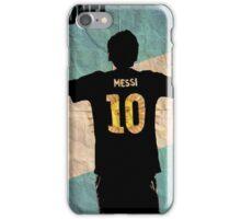Messi iPhone Case/Skin