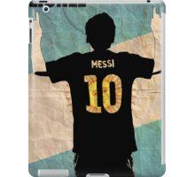 Messi iPad Case/Skin