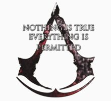 Nothing is true, everything is permitted  by Kgphotographics