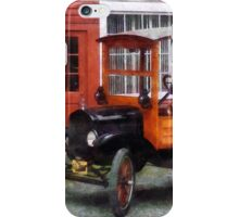 Model T Station Wagon iPhone Case/Skin