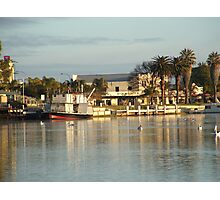 Renmark Riverfront Photographic Print
