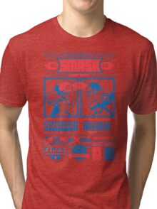 SMASH Fight Night Tri-blend T-Shirt