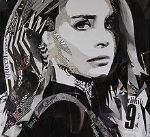Lana Del Rey by mb-art-photo