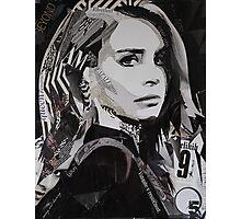 Lana Del Rey Photographic Print