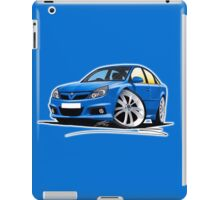 Vauxhall Vectra VXR Blue iPad Case/Skin