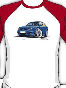 Vauxhall Vectra VXR Blue T-Shirt