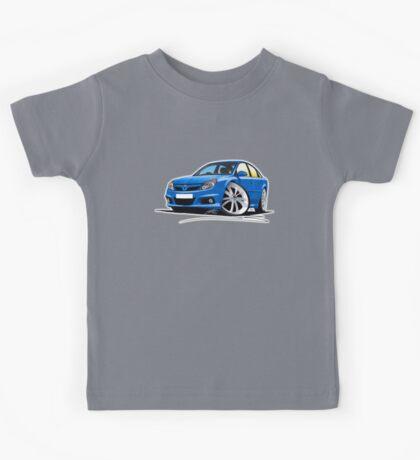 Vauxhall Vectra VXR Blue Kids Tee