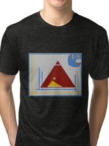 Divine Intervention Tri-blend T-Shirt