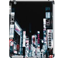 Kabukicho's Signs iPad Case/Skin