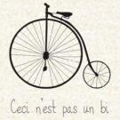 Dyke in bike by pruine