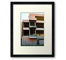 Spacious, Airy, Spectacular View Framed Print