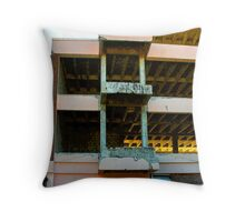 Spacious, Airy, Spectacular View Throw Pillow