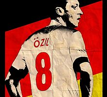 Ozil by johnsalonika84