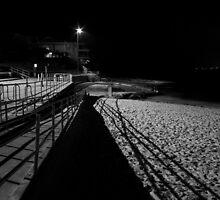 Bondi Beach Pool #4 by Noel Elliot