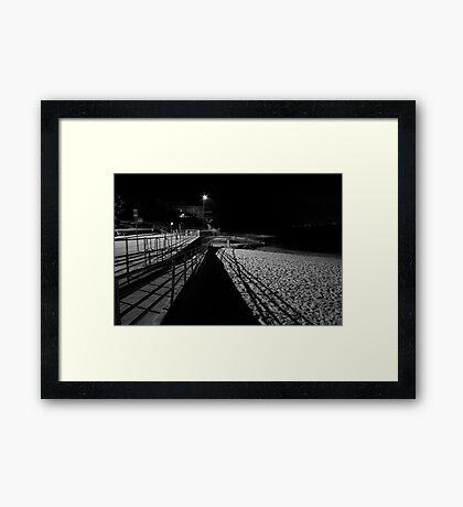 Bondi Beach Pool #4 Framed Print