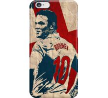 Rooney iPhone Case/Skin