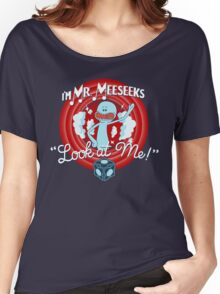 Merrie Mr. Meeseeks - shirt Women's Relaxed Fit T-Shirt