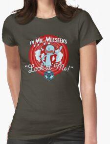 Merrie Mr. Meeseeks - shirt Womens Fitted T-Shirt