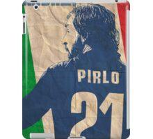 Andrea Pirlo iPad Case/Skin