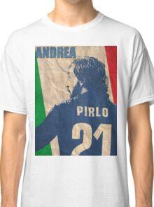 Andrea Pirlo Classic T-Shirt
