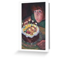 """Birthday"" Greeting Card"