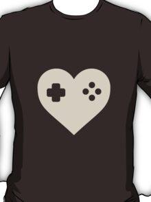Gaming Heart XBOX Console PlayStation T-Shirt