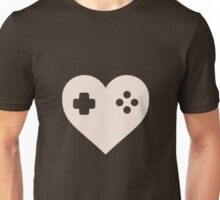Gaming Heart XBOX Console PlayStation Unisex T-Shirt