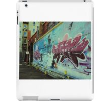 Graffiti Wars iPad Case/Skin