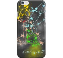 Painting tinkerbell iPhone Case/Skin
