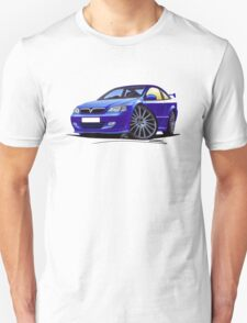 Vauxhall Astra (Mk4) '888' Coupe Blue T-Shirt